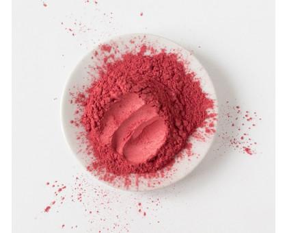 Магический красный, пигмент (мика) перламутровый сухой арт.830
