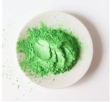 Зелёное яблоко, пигмент (мика) перламутровый сухой арт.870B