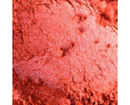 Красный, пигмент (мика) перламутровый сухой
