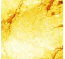 Золотой, пигмент (мика) перламутровый сухой