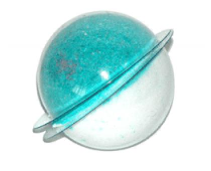 Сфера Большая (d 70), форма для мыла (бомбочки) пластиковая