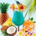 Лазурные Гавайи (Blue Hawaiian) Ароматическое масло