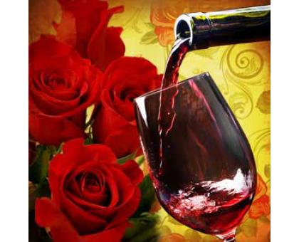 Бургундская роза (Burgundy Rose) Ароматическое масло