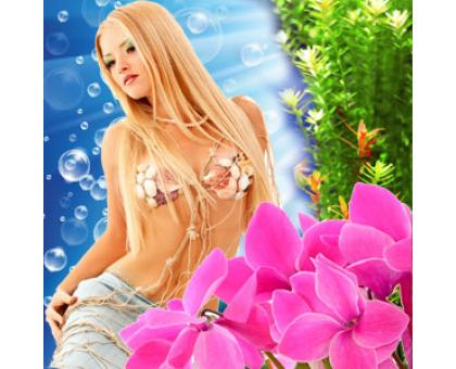 Поцелуи Русалки (Mermaid Kisses) Ароматическое масло