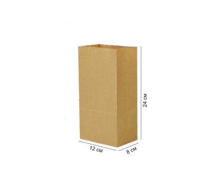 Пакет Крафт 120х80х240 70гр.
