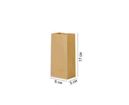 Пакет Крафт 80х50х170 70гр.